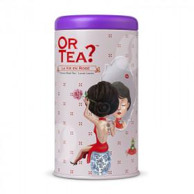 Or Tea? La Vie En Rose - losse thee