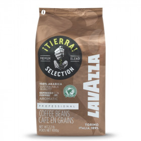 Lavazza ¡Tierra! Intenso Espresso Coffee