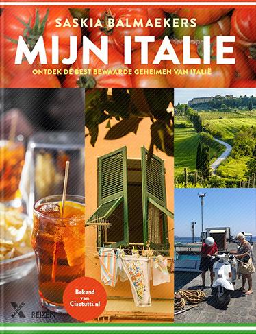 WIN dit boek: Mijn Italië