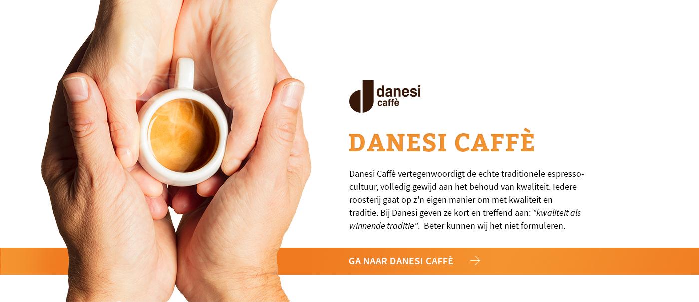 klik hier voor producten van Danesi Caffè